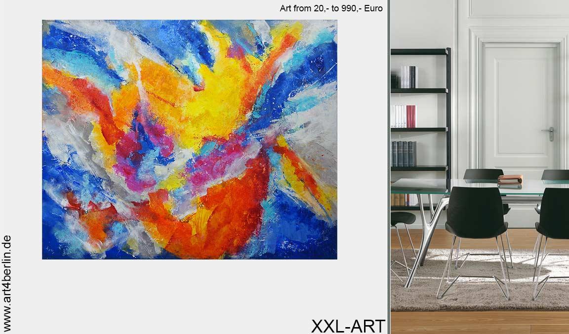 Die Galerie art4berlin versteht sich als Geheimtipp unter Käufern zeitgenössischer Malerei.