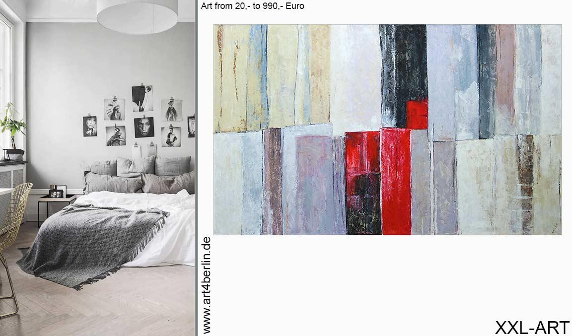 Wer auf junge Berliner Kunst steht, findet hier die neuesten, faszinierenden Kunst-Malerei-Kreationen direkt aus Berliner Künstlerateliers.