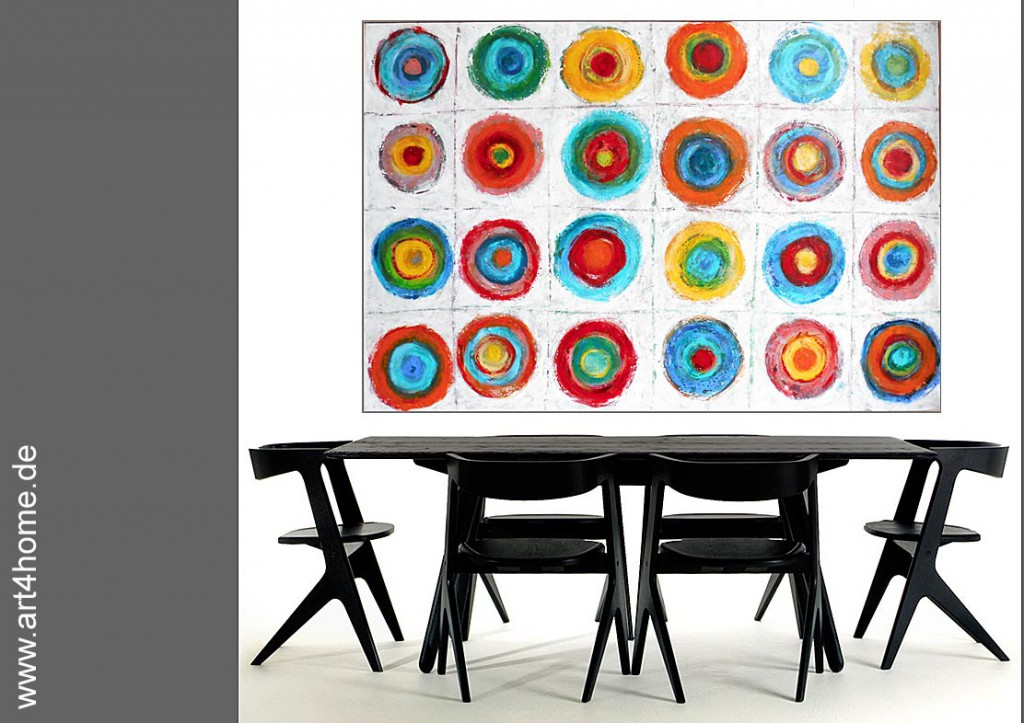 energy circles acrylmischtechnik leinwand 150 100 cm original 840 euro art4berlin. Black Bedroom Furniture Sets. Home Design Ideas