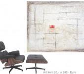 zeitgenössiche Kunst preiswert, Galerie für moderne Kunst,