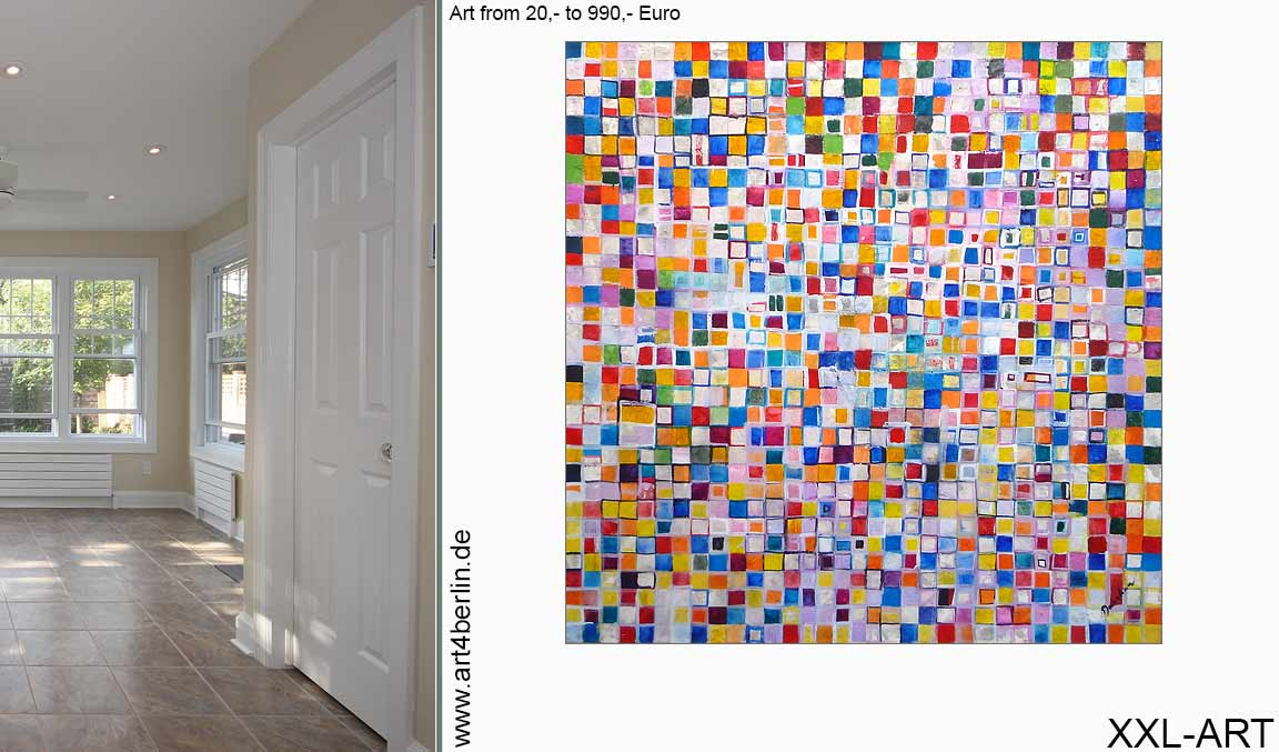 kunstmalerei acryl, künstler