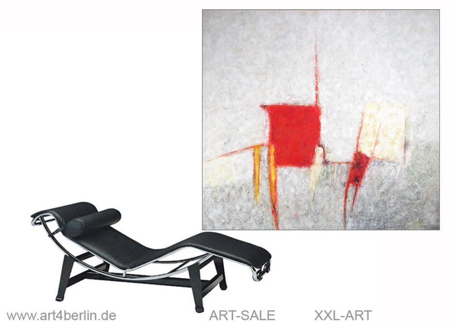 Faszination KUNST! Moderne, großformatige Acrylmalerei zum schöner wohnen, arbeiten und leben! ART-SALE
