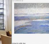 Großformatige, Acrylbilder, junge Malerei günstig kaufen