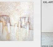 Große Leinwandbilder, moderne Malerei