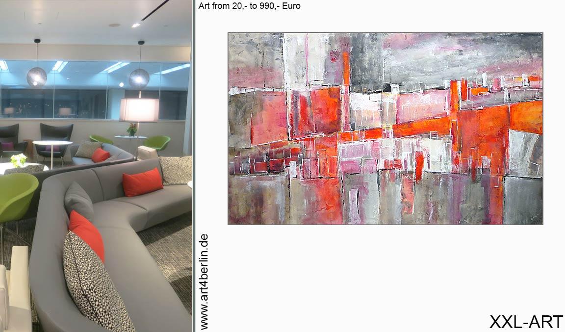 Malerei günstig Galerie Berlin moderne Kunst Art