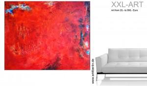 Moderne Kunst, XXL Bilder für moderne Menschen.