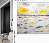 abstrakt leinwandbilder grossformatig malerei modern