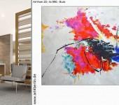 Onlineshop Kunstbilder preiswert Leinwandbilder kaufen abstrakt