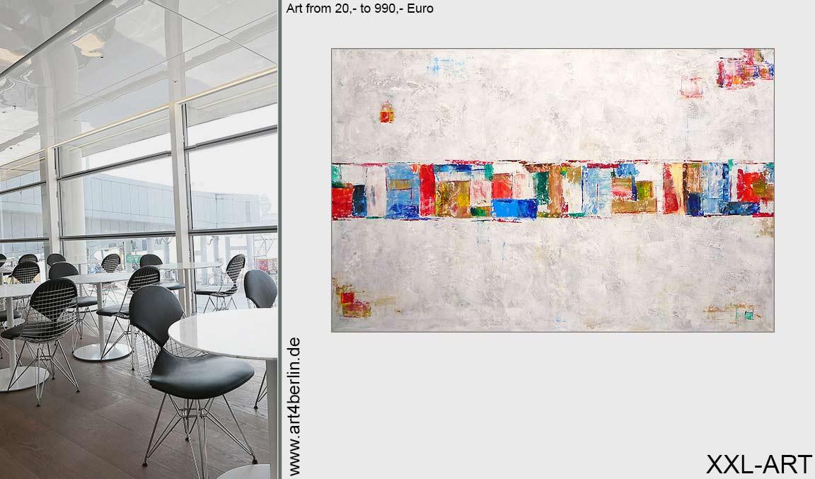 Riesenauswahl an moderner Malerei...