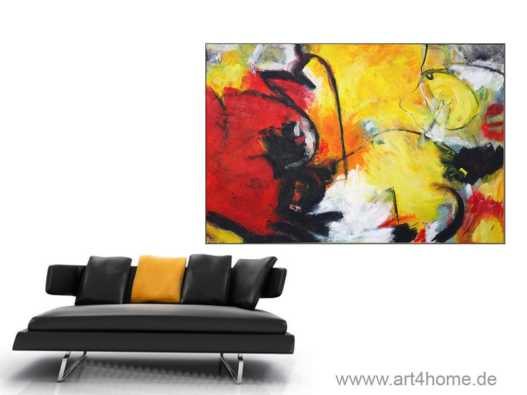 Exklusive Öl-Acrylbilder. Moderne Kunst günstig.
