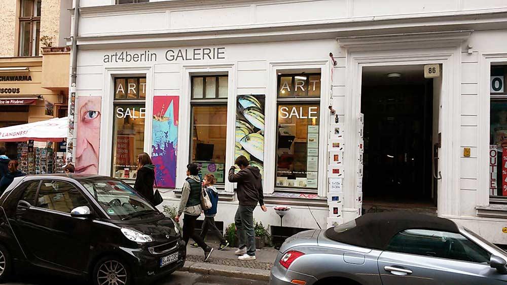 art4berlin-galerie 10178 berlin, oranienburger-str. 86