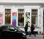 art4berlin-GALERIE, Oelgemaelde Acrylbilder, sale