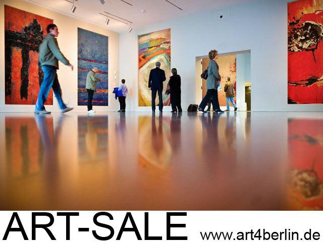 Der Wow-Effekt - großformatige Gemälde zu günstigen Preisen http://www.art4berlin.de Wir freuen uns auf Ihren Besuch