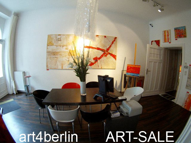 ART-SALE - timeless contemporary- and we ship worldwide --  Grossformatige Gemälde, abstrakte Malerei, Berlin Kunst