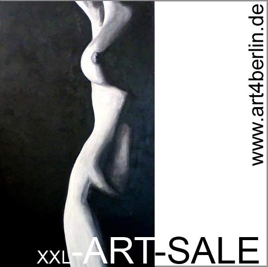 Grossformatige Gemälde, abstrakte Malerei, Berlin Kunst haben wir auch für Sie!