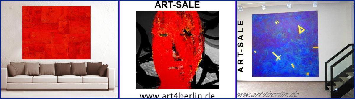 Berlin-Kunst, Galerie of Modern Art, Wohnen mit Kunst