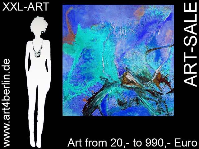 Original Kunst kaufen. Junge Künstler aus Berlin. Galerie Berlin.
