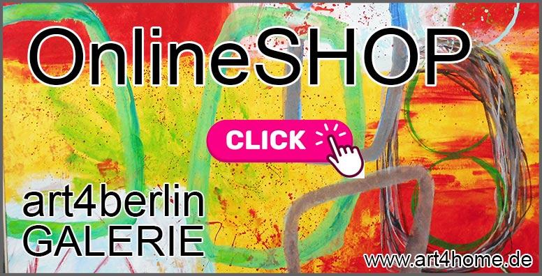 Berlin-Kunst zum kleinen Preis.