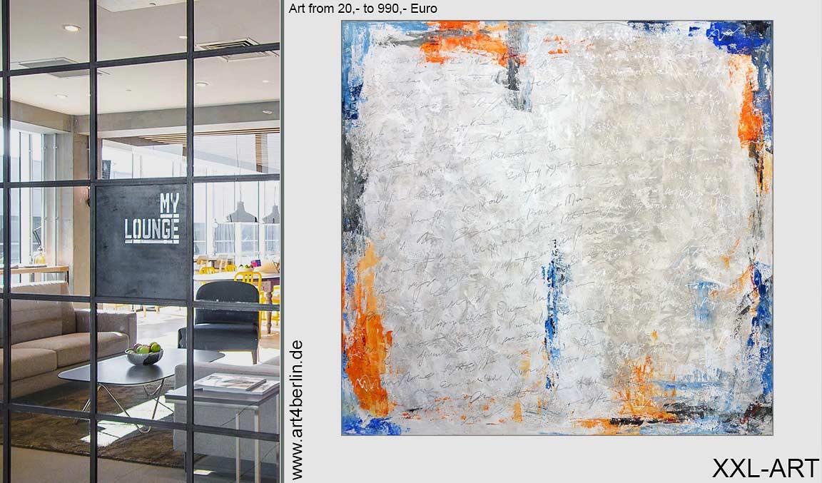 Berlin-Galerie spürt aktuelle Kunsttrends auf. Wir bieten abstrakte Gemälde, moderne Kunst.