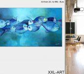 XXL-Gemälde einfach im Online-Shop bestellen. art4home.de