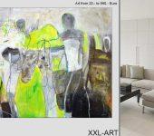 Mit Kunst leben heißt Lebenskunst pur. Individuelle farbenfrohe Arclybilder & abstrakte Ölgemälde in großer Vielfalt.