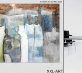 Großformatige, moderne Malerei. Hochwertige Acrylbilder & abstrakte Ölgemälde.