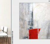 Große Gemälde sehr günstig.