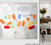 Abstrakte Malerei für Zuhause.