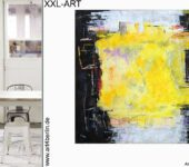 Wände dekorieren mit Wandbildern. Moderne Kunst online finden.