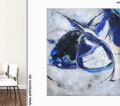 Moderne Kunst online entdecken. Junge Kunst aus Berlin online.