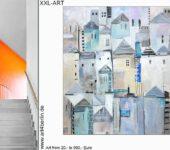 Wände verändern mit Kunst. Zeitgenössische Malerei entdecken.