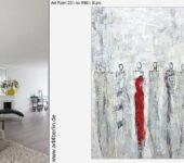 Dekorative XXL Malerei für alle.
