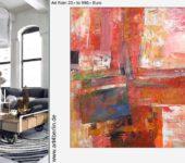 Vielfältige Auswahl an abstrakten Bildern.