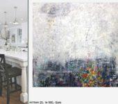 Abstrakte XXL Gemälde, die Sie berauschen werden.