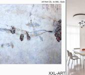 Sich wohl fühlen mit moderne Malerei und Bilder in vollen Zügen genießen.