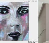 Zeitgenössische Kunst, die Format zeigt, in der Onlinegalerie.