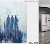 Abstrakte Gemälde und XXL Acrylmalerei für Ihr stilvolles Zuhause.