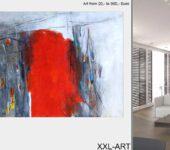 Abstrakte XXL Wandbilder bequem online kaufen.