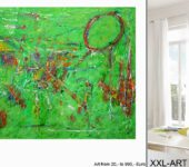 Luxuriöses Wandbild fürs Wohnzimmer stellen wir für Sie online.