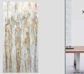 Farbenfrohe Berlin-Malerei genießen Sie online.