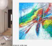 Entdecken Sie Ihre ganz persönlichen Eyecatcher moderner Kunst.