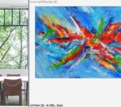 Preiswerte moderne Kunst für Unternehmen.