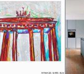 Moderne Kunst zu echt erschwinglichen Preisen.
