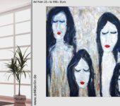 Modern Art von €20,- bis €990,-.