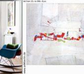 bilder wohnzimmer abstrakt
