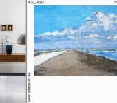 zeitgenössische kunst malerei
