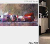"""Acrylbilder und """"Modern Art""""."""