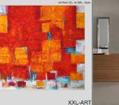Berlin-Kunstgalerie überrascht mit neuen Kunsttrends.