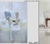 XXL Kunst, abstrakte Acrylbilder, originelle Ölgemälde.